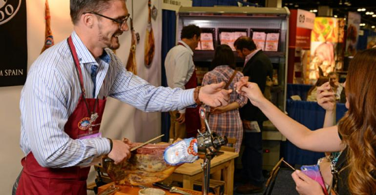 Gallery: On the show floor at IDDBA