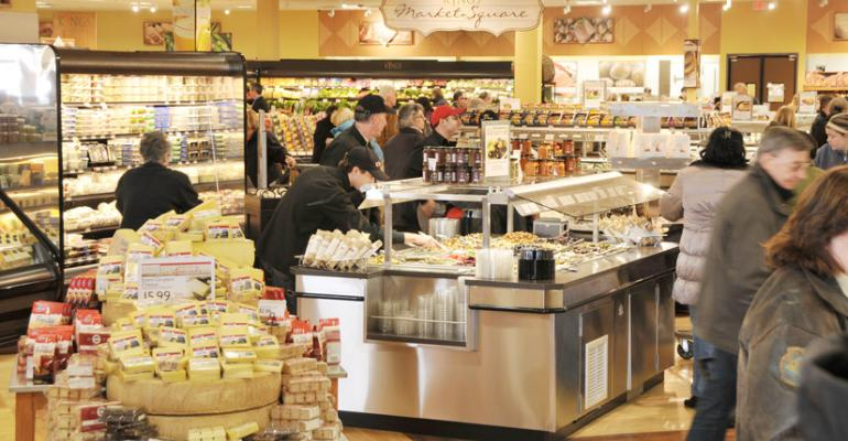 Gallery: Kings Debuts MarketSquare Concept for Fresh Foods