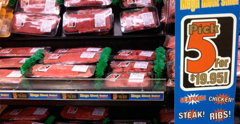 Gallery: Beef Backers Big on Creative Merchandising