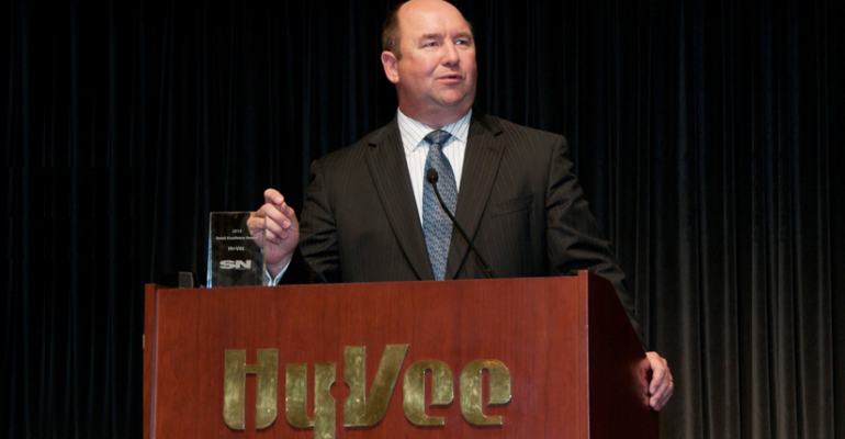 Hy-Vee Receives SN 2012 Retail Excellence Award