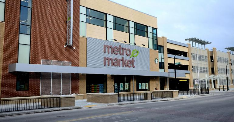 New Metro Market designed with Millennials in mind