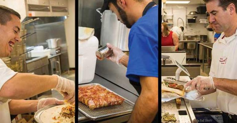 Gallery: Stop & Shop adds four local restaurants to Mass. store