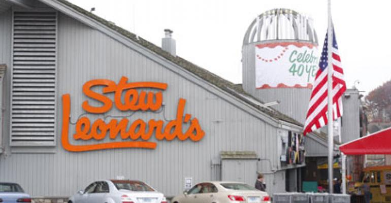 Stew Leonardrsquos celebrated its 40th anniversary at its Norwalk Conn flagship in November 2009