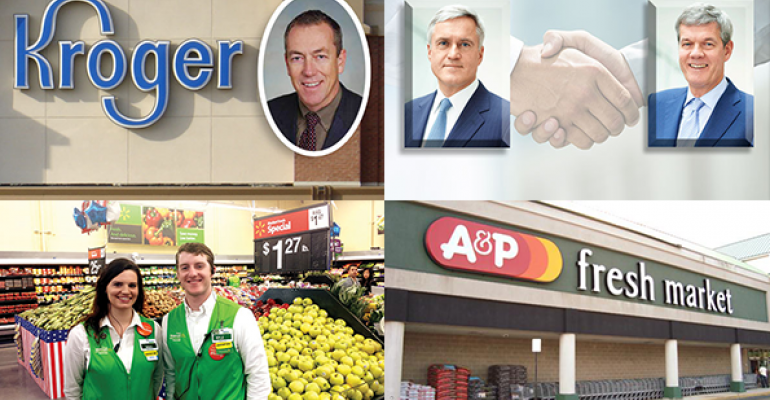 Gallery: Kroger president retires abruptly, SN talks to Ahold, Delhaize CEOs, and more trending stories