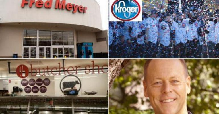 Gallery: Kroger's Fred Meyer initiative, How Kroger and the Cubs won it all, and more trending stories