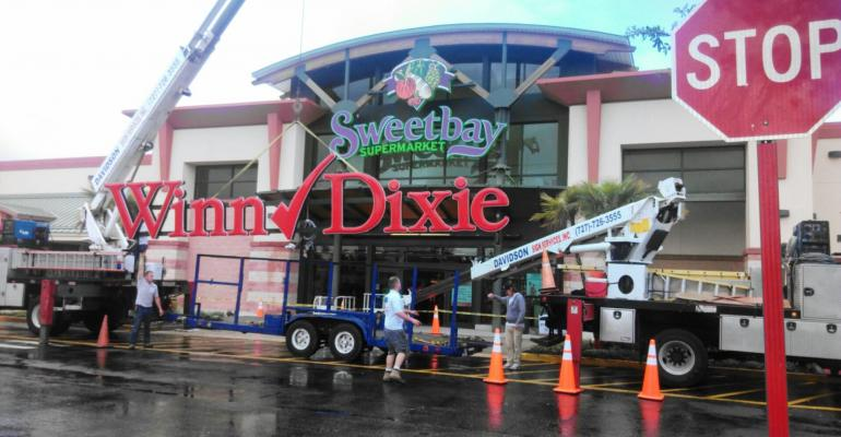 Gallery: Winn Dixie takes over Sweetbay