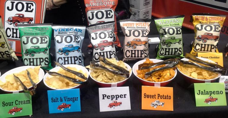 Gallery: Snack trends from NCA Sweets & Snacks Expo