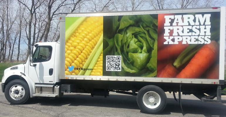 Gallery: Chicago mobile farmers' market