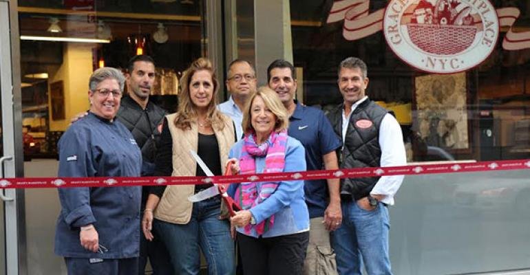 Gallery: New Grace's Marketplace opens in Manhattan