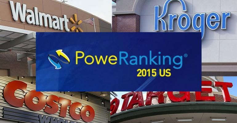 Gallery: Walmart, Kroger, Target lead Kantar's 2015 PoweRanking