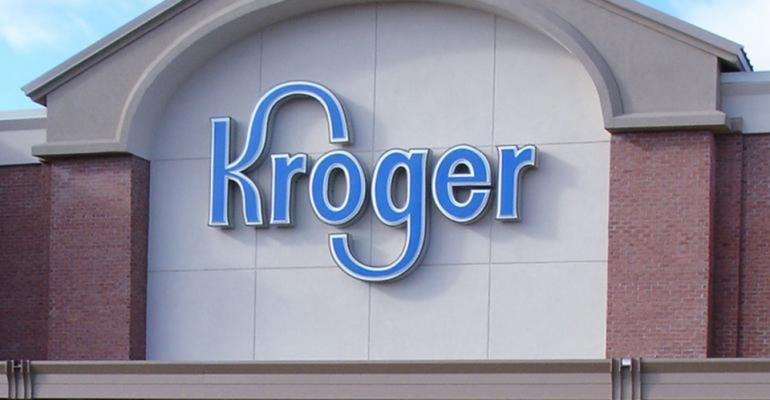 Kroger said to discuss Alibaba partnership