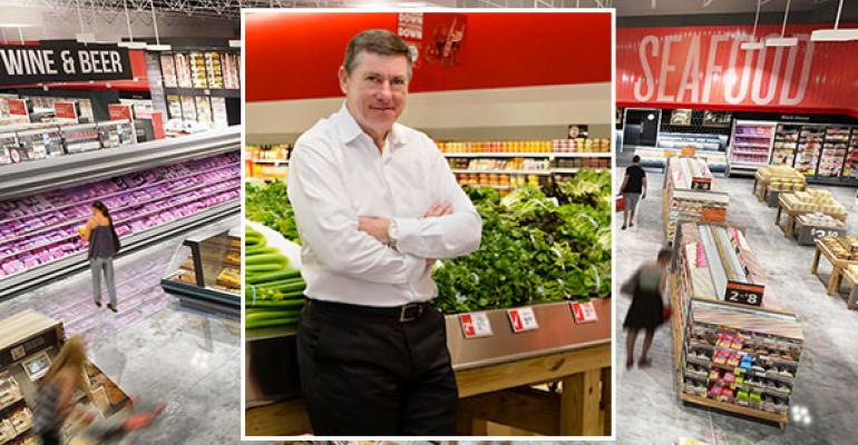 Q&A with Southeastern Grocers CEO Ian McLeod
