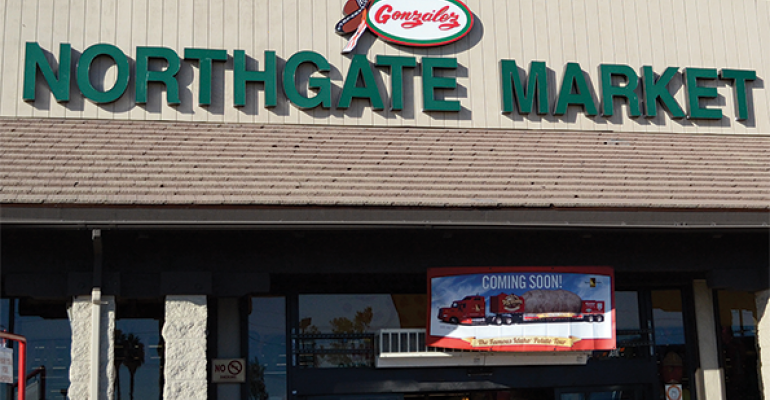 Northgate Gonzalez Market is adding grabandgo options to its serviceoriented store