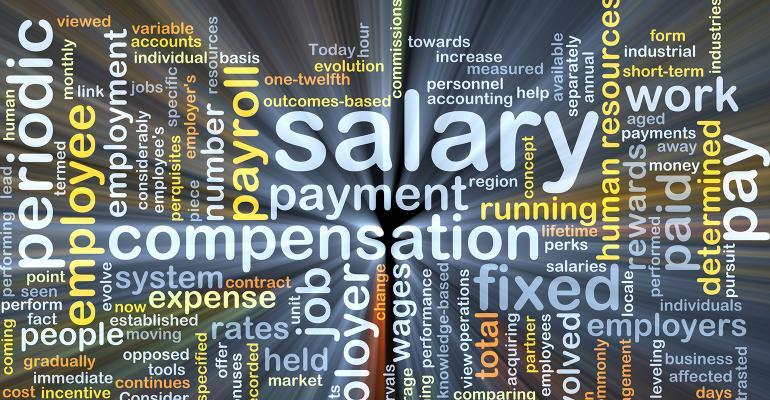 Salary 1540