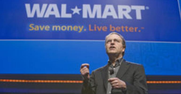 Wal-Mart's Sustainable Mission Rolls On