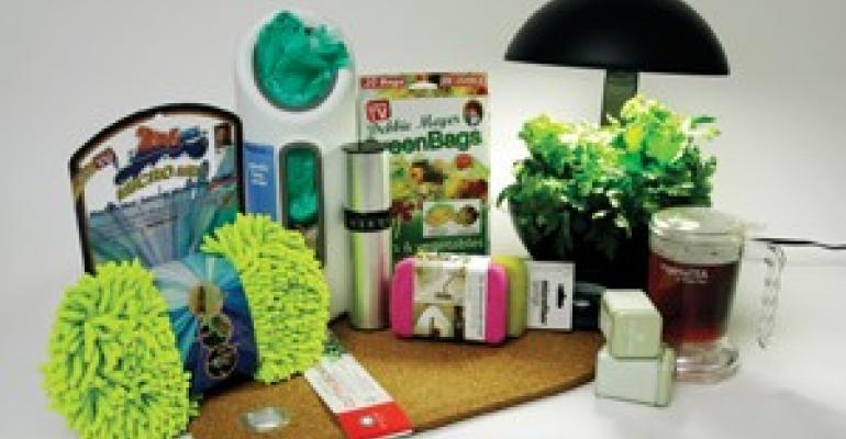 HOME GOODS GO GREEN