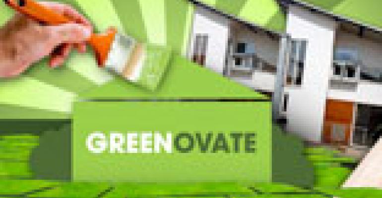 I Want My Green TV