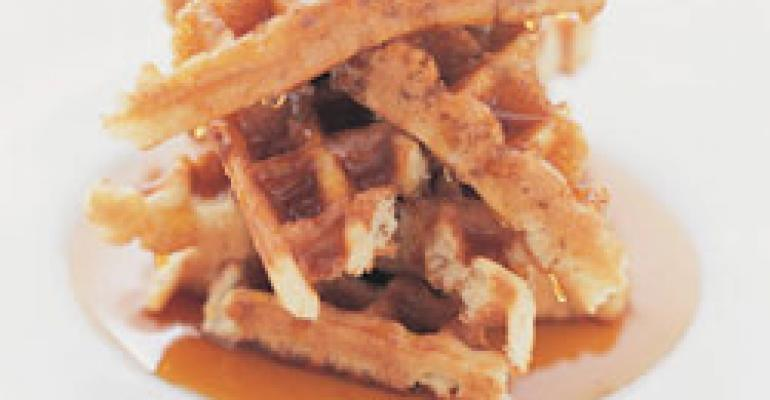 The Power of the Waffle
