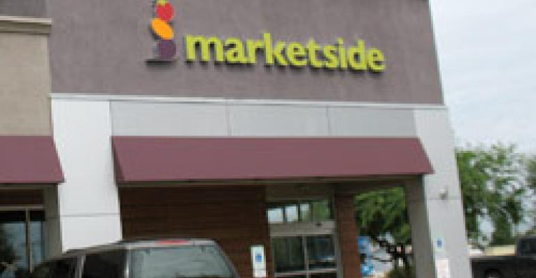 Welcome to Marketside