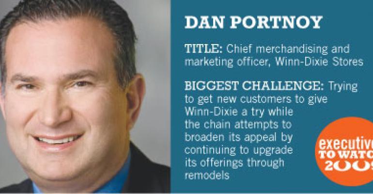 Portnoy Seeks to Strengthen Winn-Dixie Brand