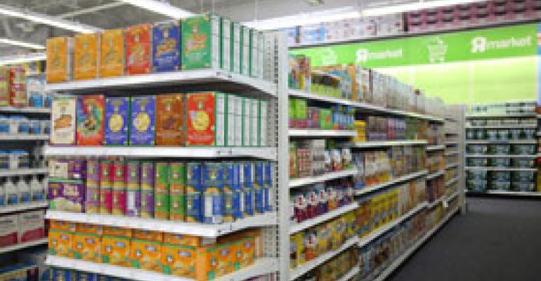 Grocery Department Comes to Toys 'R' Us