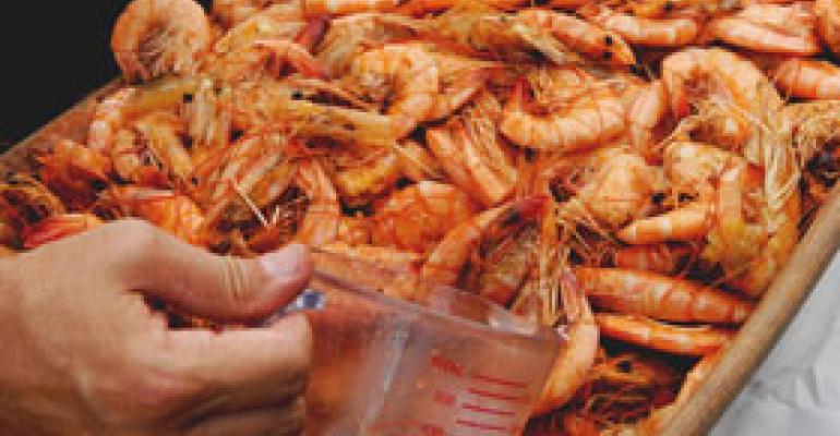 Rouses Hails Shrimp Season, Sponsors Festivals