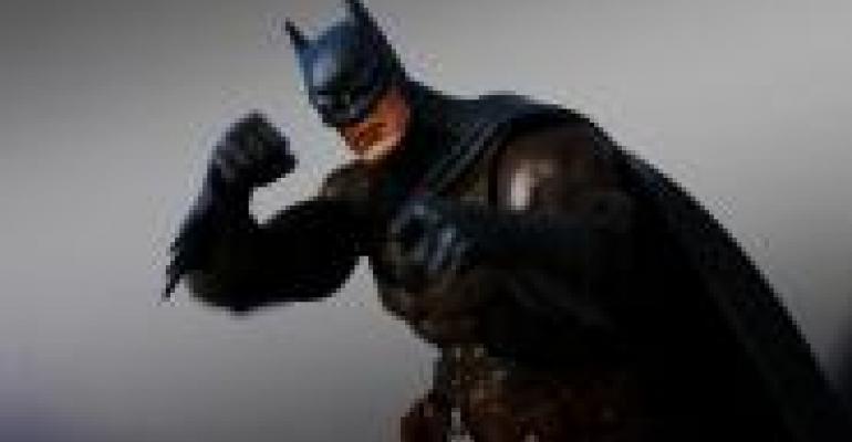 Batman to the Rescue