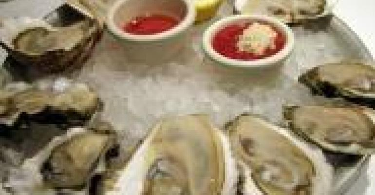 Zapping Oysters