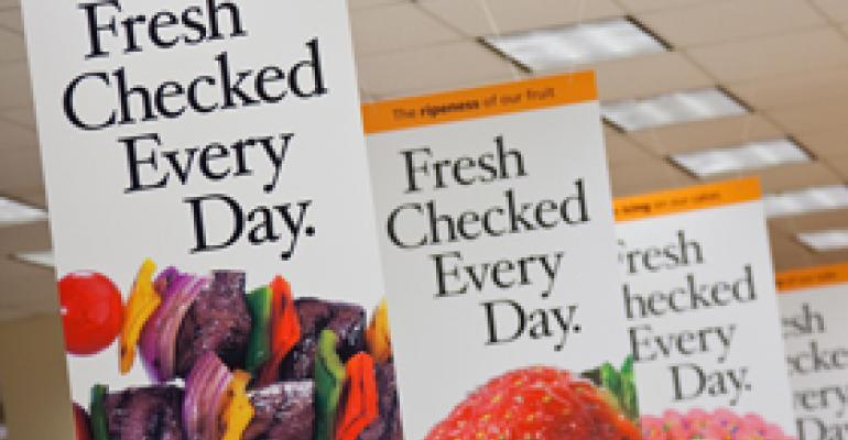 Winn-Dixie Debuts 'Fresh Checked' Campaign