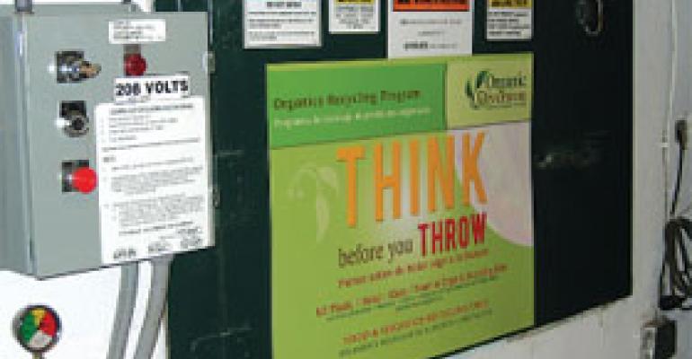 Pay Dirt: McCaffrey's Market Digs Compost