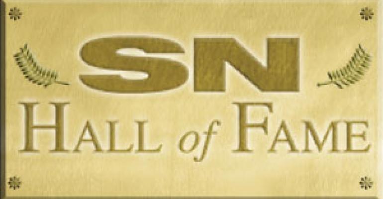 2009 Hall of Fame Winners