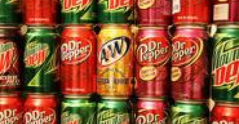Study: Soda Taxes Have No Fizz