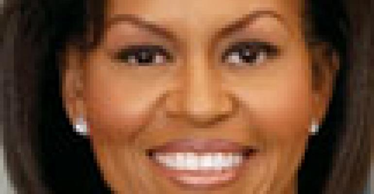 2010 Power 50: No. 5 Michelle Obama
