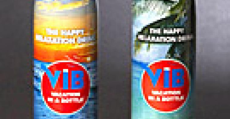 Relaxation Beverages See Hyperactive Sales