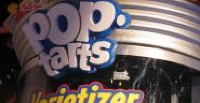 At Pop-Tarts World