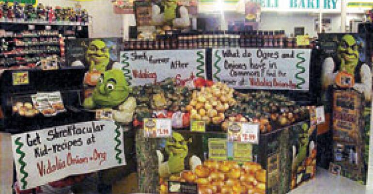 Harvey's Wins Big in Produce Display Contest