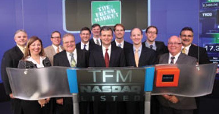 Fresh Market Soars in IPO