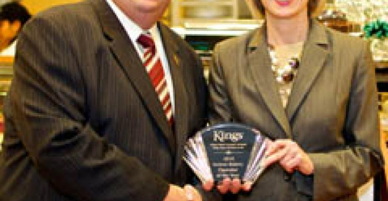 Kings Named ISB Operator of the Year