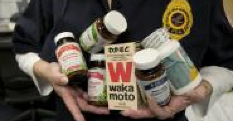 FDA Supplement Crackdown Hardens