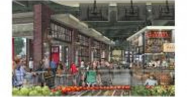 Reinventing the Mall Food Court