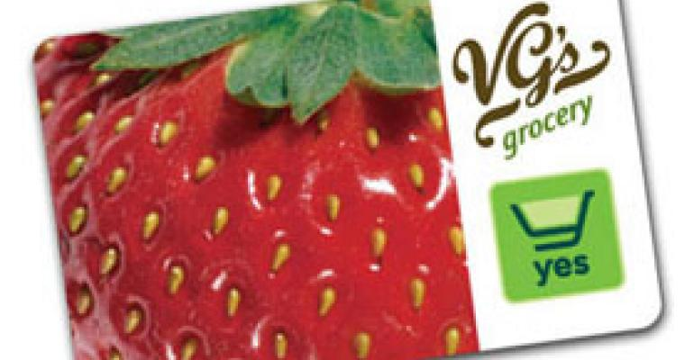 VG's Adds 'Yes Rewards' Card