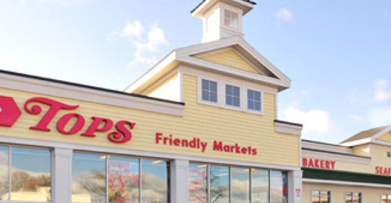 Tops' Q4 Sales Up, Losses Down
