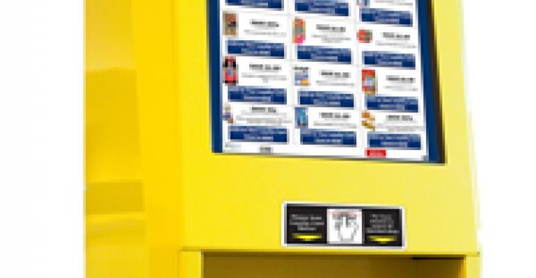 Kiosk Coupons Get a Good Reaction