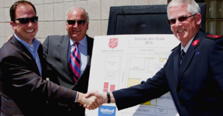 United Invests in Renovations for a Cause