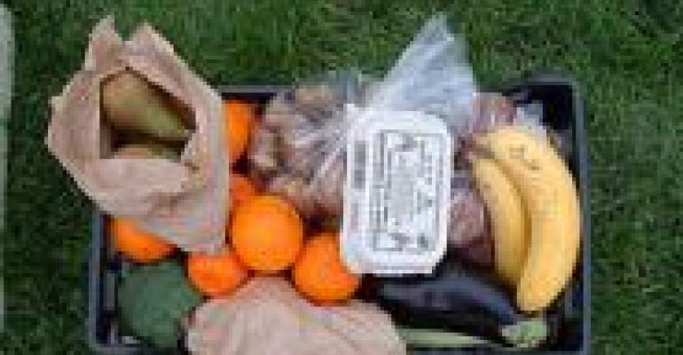 Online Grocery Grows in Bits and Bytes