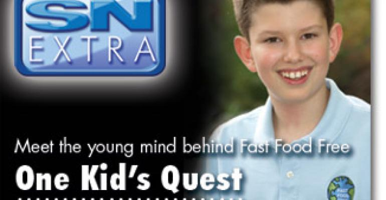 SN Extra: A 12-Year-Old on a Mission