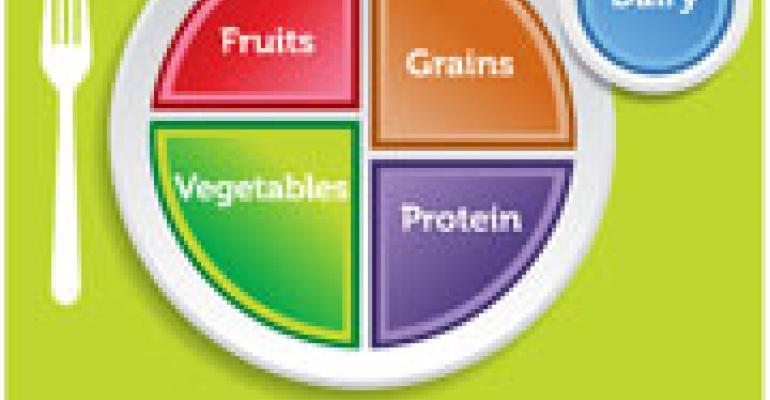 USDA Launches 'MyPlate' Campaign
