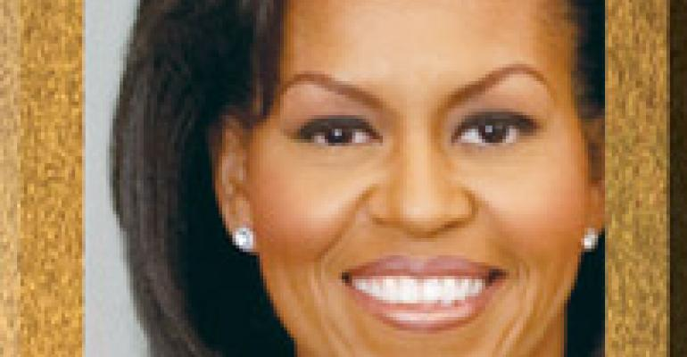 2011 Power 50: No. 45 Michelle Obama