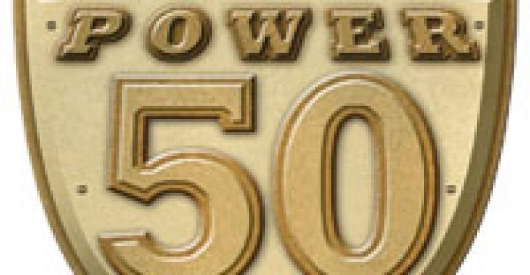 2011 Power 50: Fortified for the Future