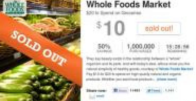 Whole Foods and the Art of the Deal
